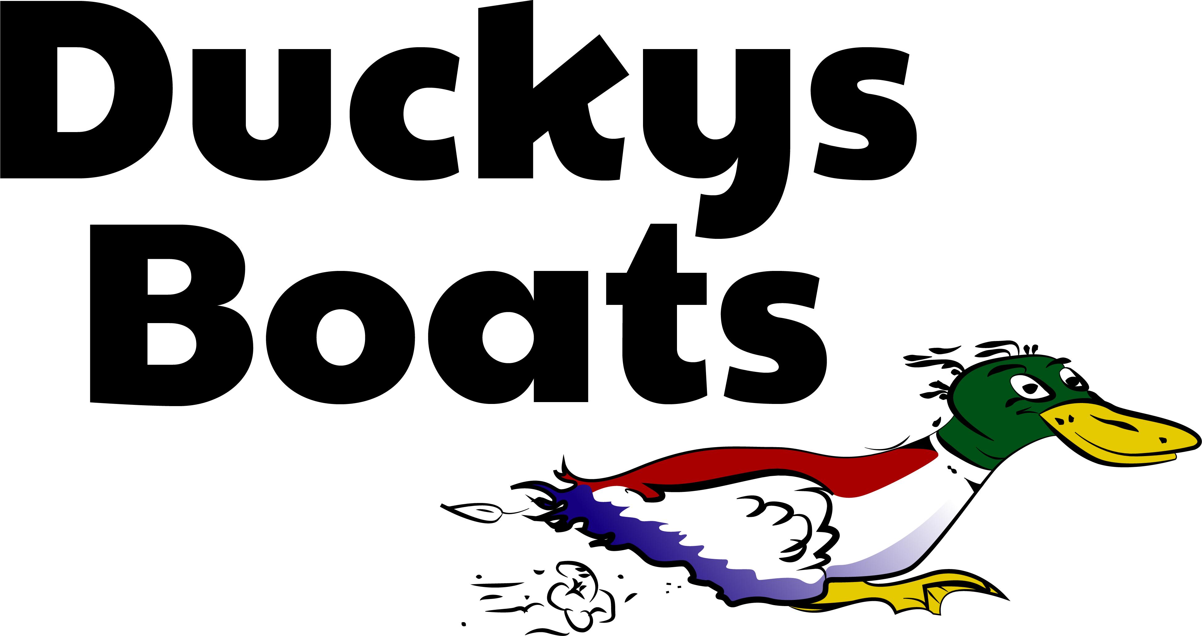 duckysboats.com logo