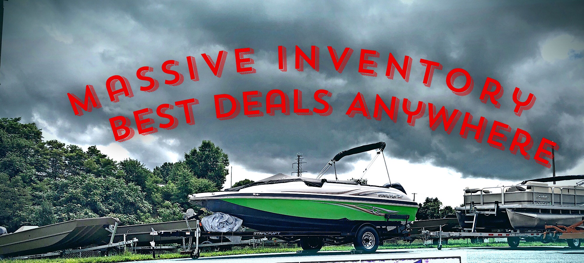 New And Used Boat Packages Sale Priced Now Massive Boat